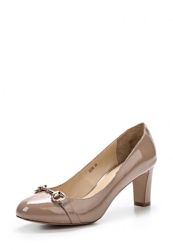 Туфли Vitacci 22709 бежевые