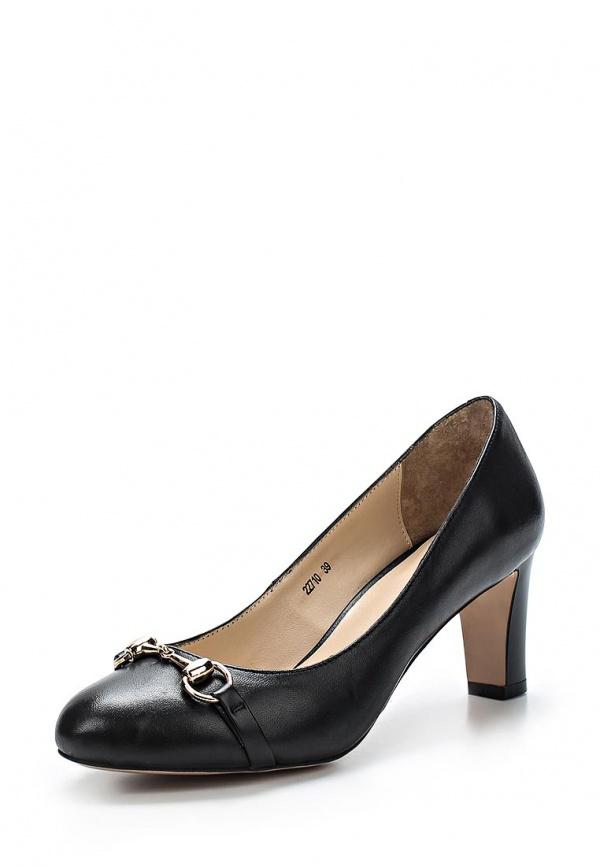 Туфли Vitacci 22710 чёрные