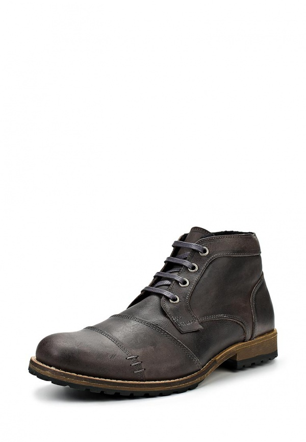 Ботинки Eden 29 528 CL HEDY серые