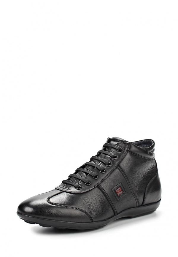 Ботинки iD active 648454/01-01M чёрные