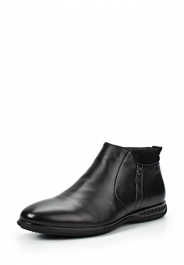 Ботинки Mascotte 09-420951-0102 чёрные