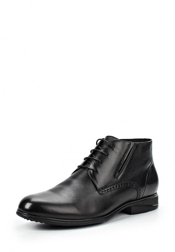 Ботинки Mascotte 09-420552-0102 чёрные