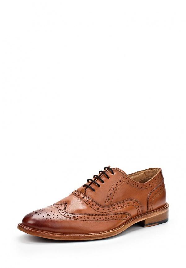 Туфли Paolo Vandini PI-MANLEY коричневые