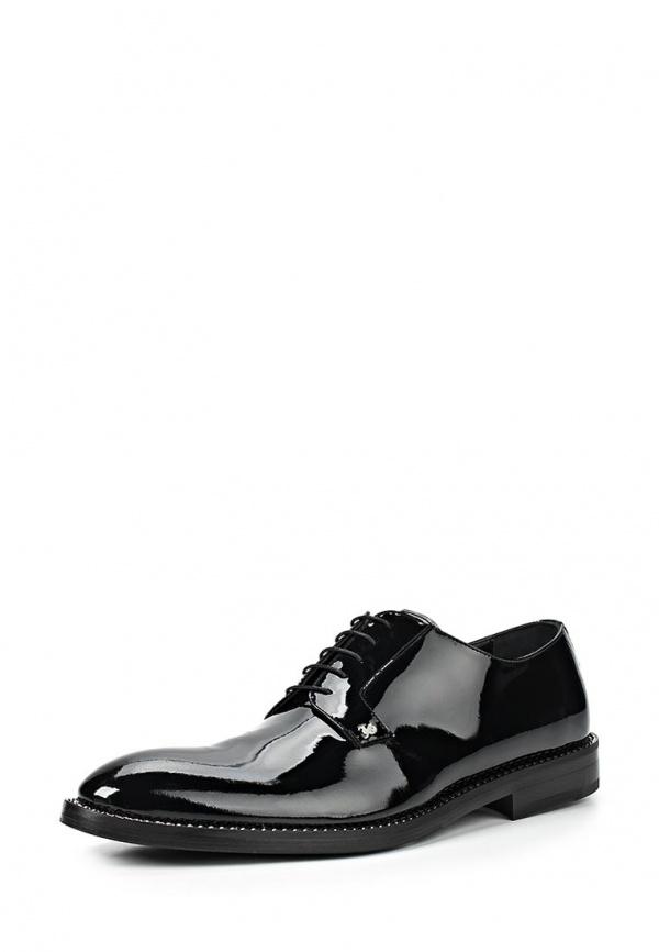 Туфли John Galliano 4727 чёрные