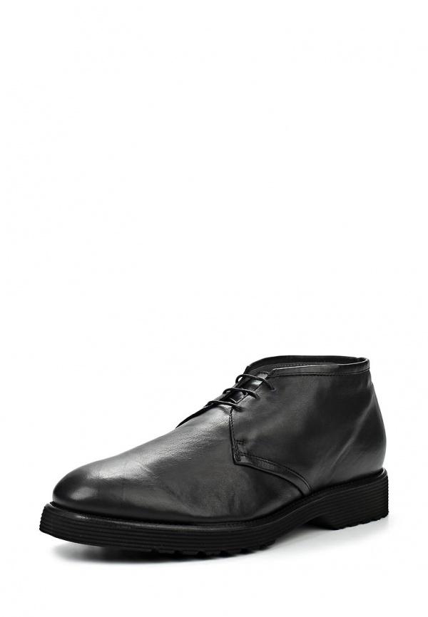 Ботинки Guardiani Sport SU69513A чёрные