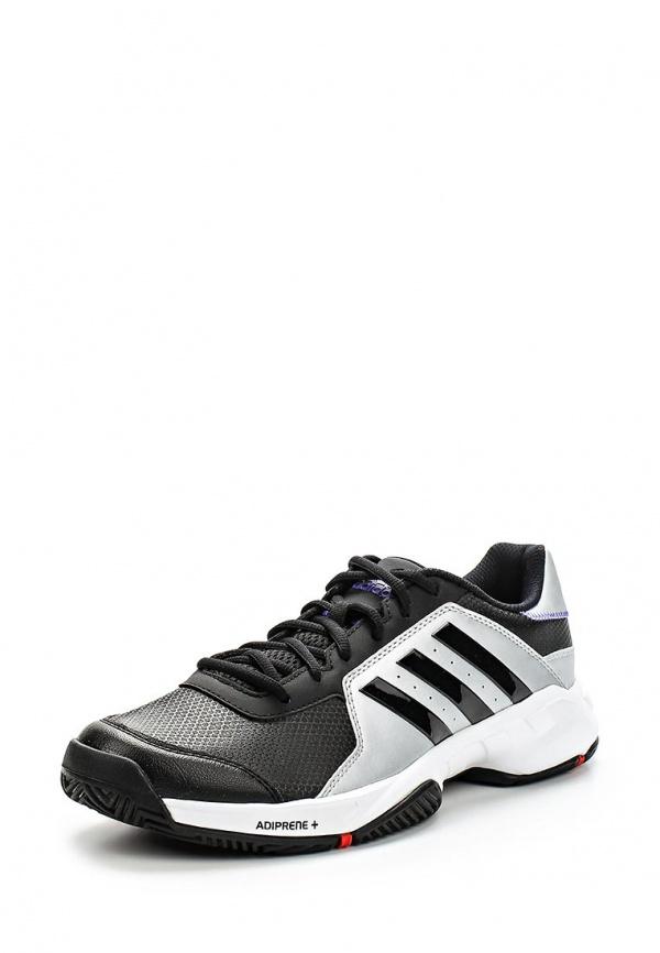 Кроссовки adidas Performance M21702 белые, чёрные
