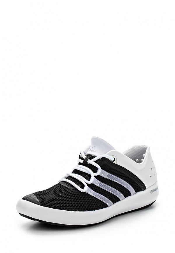 Кроссовки adidas Performance B26630 белые, чёрные