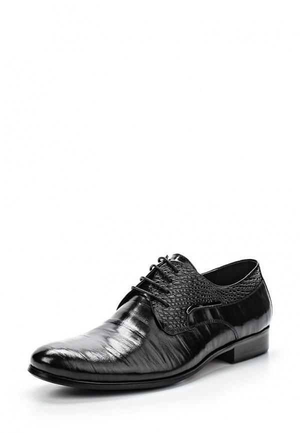 Туфли Dino Ricci 102-17-117 чёрные