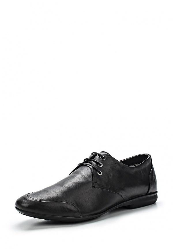 Туфли Dino Ricci 102-55-104 чёрные