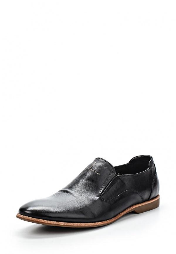 Туфли Dino Ricci 116-25-40 чёрные