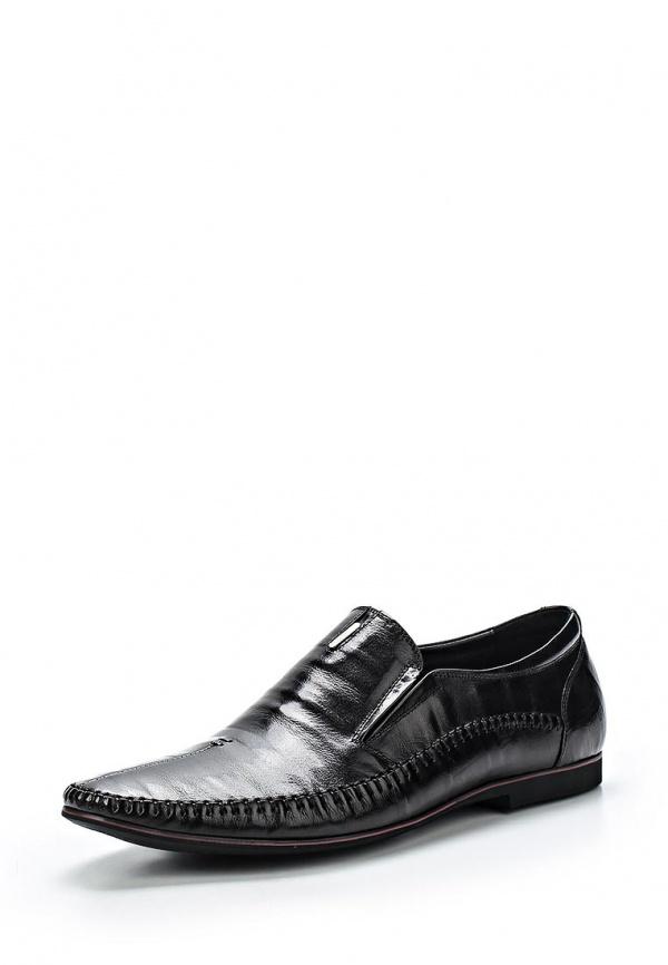 Туфли Dino Ricci 102-51-113 чёрные