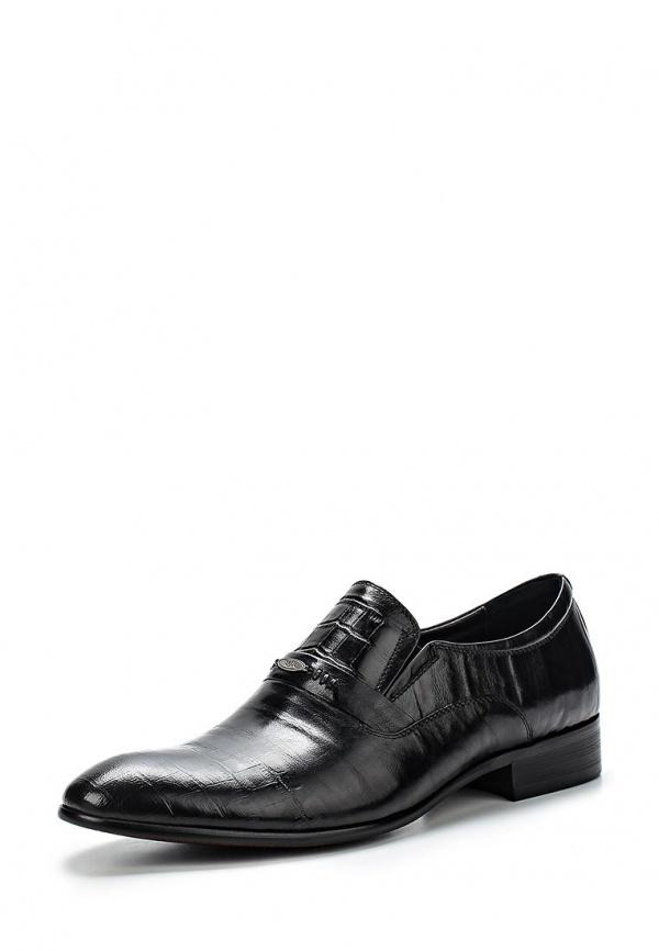 Туфли Dino Ricci 105-138-35 чёрные