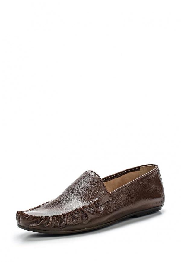 Мокасины Dino Ricci 728-81-04 коричневые