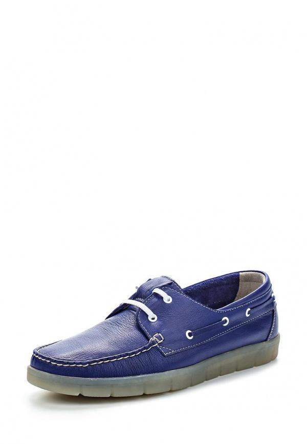 Топсайдеры Dino Ricci 728-94-04 синие