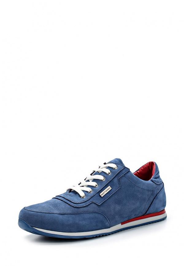 Кроссовки Matt Nawill 516983BLN синие