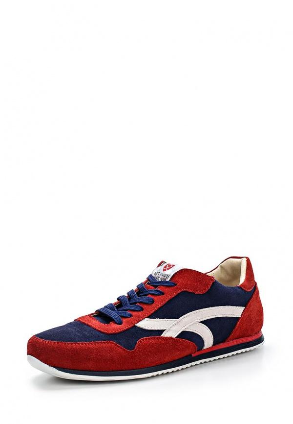 Кроссовки Matt Nawill 516975RC2 красные, синие
