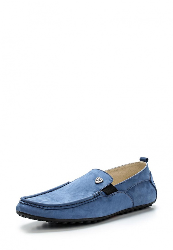 Мокасины Matt Nawill 533003BLN синие