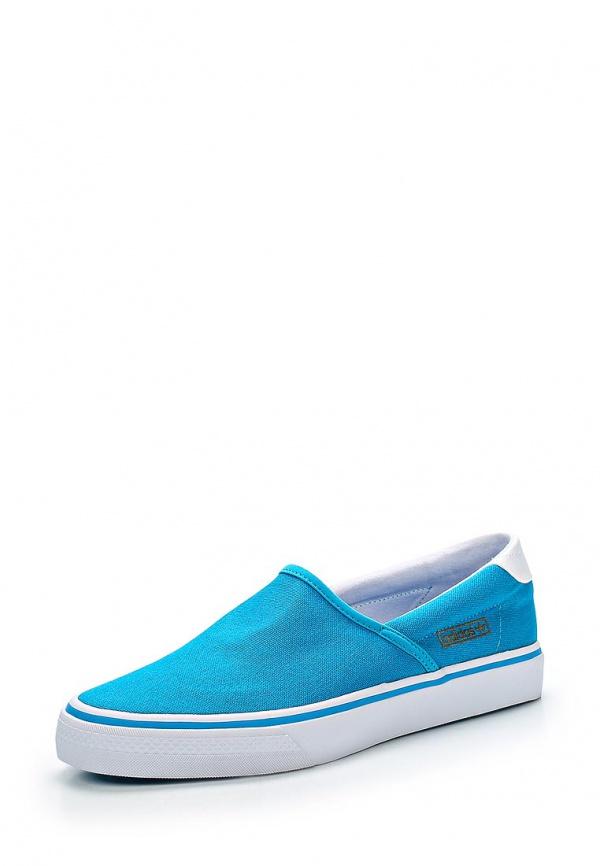 Слипоны adidas Originals B25801 голубые