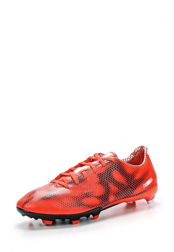 Бутсы adidas Performance B34859 красные