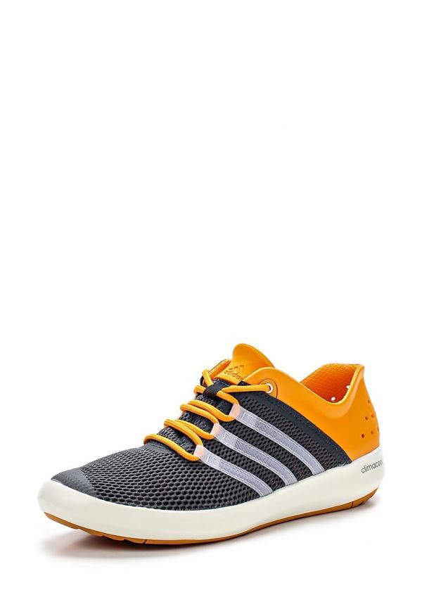 Кроссовки adidas Performance M29473 оранжевые, серые