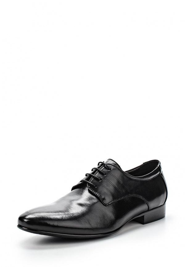 Туфли Dino Ricci 102-40-90 чёрные