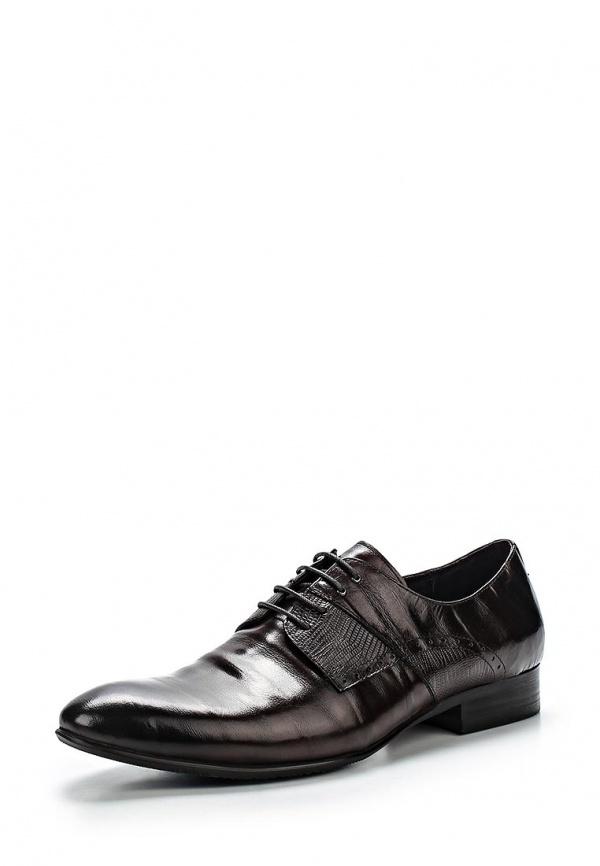 Туфли Dino Ricci 116-18-20 коричневые