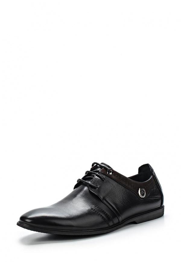 Туфли Dino Ricci 104-103-72 чёрные