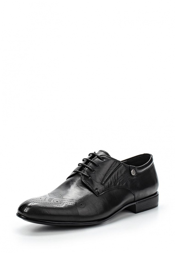 Туфли Dino Ricci 103-112-14 чёрные