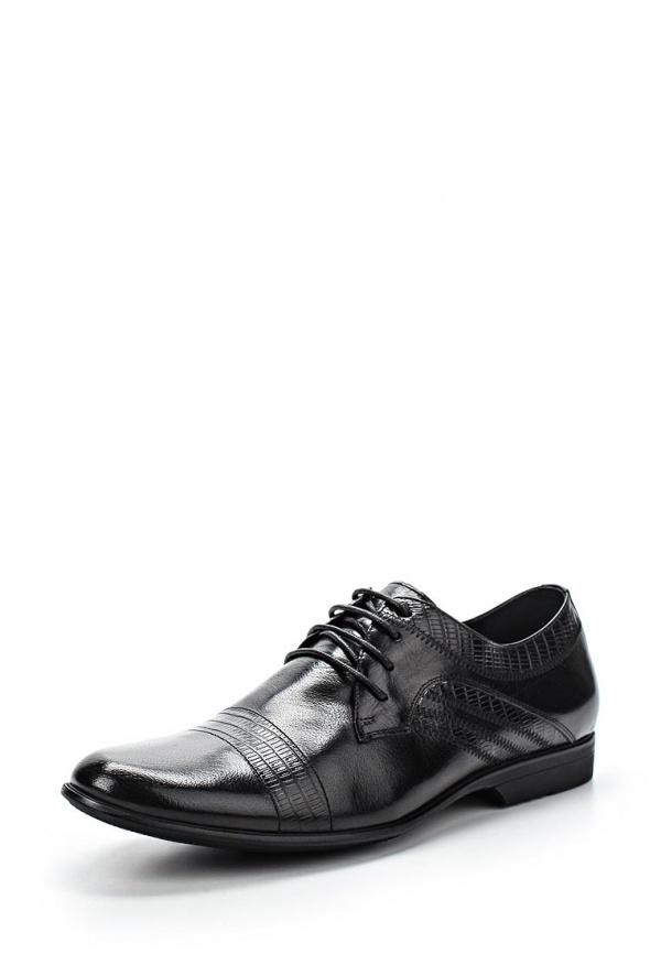 Туфли Dino Ricci 104-139-51 чёрные