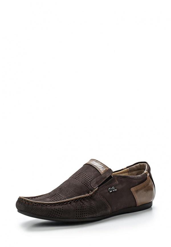 Мокасины Dino Ricci 728-79-03 коричневые