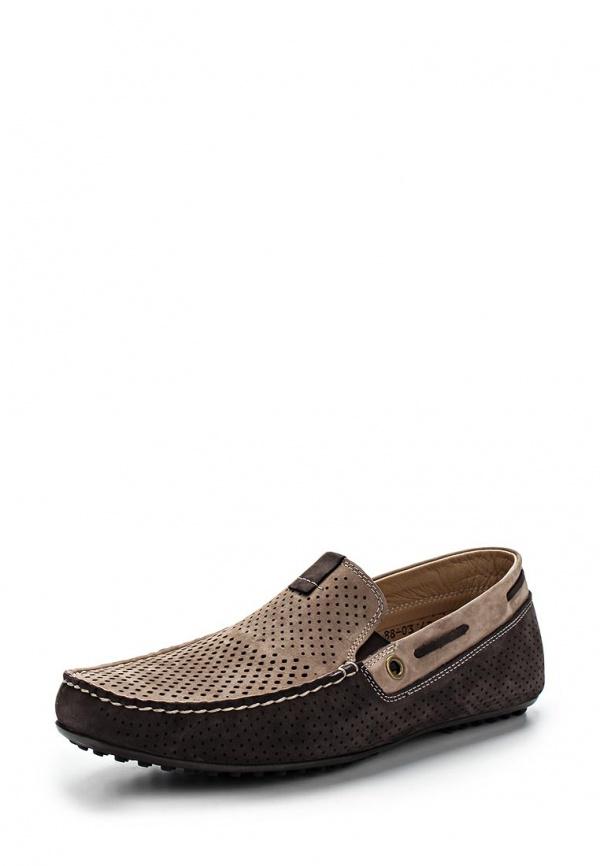 Мокасины Dino Ricci 728-88-03 коричневые