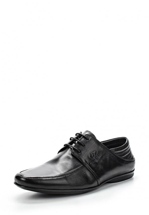 Туфли Dino Ricci 104-155-42 чёрные