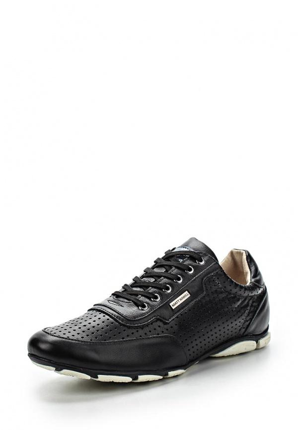 Кроссовки Matt Nawill 416983BA-T чёрные