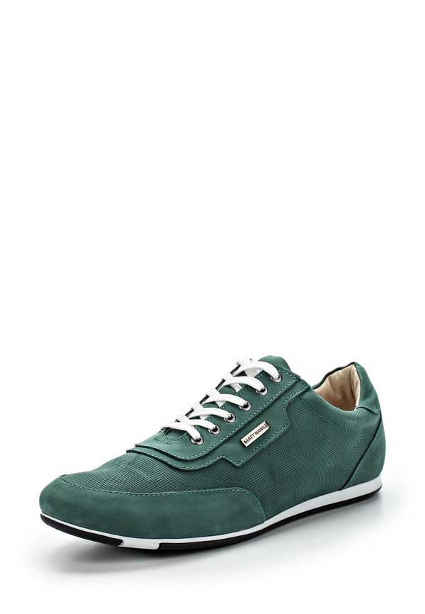 Кроссовки Matt Nawill 515983GRN зеленые