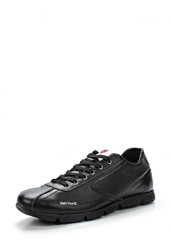 Кроссовки Matt Nawill 525972BA чёрные