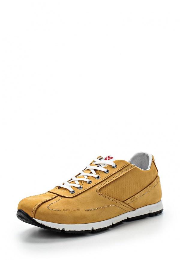 Кроссовки Matt Nawill 525972YN жёлтые
