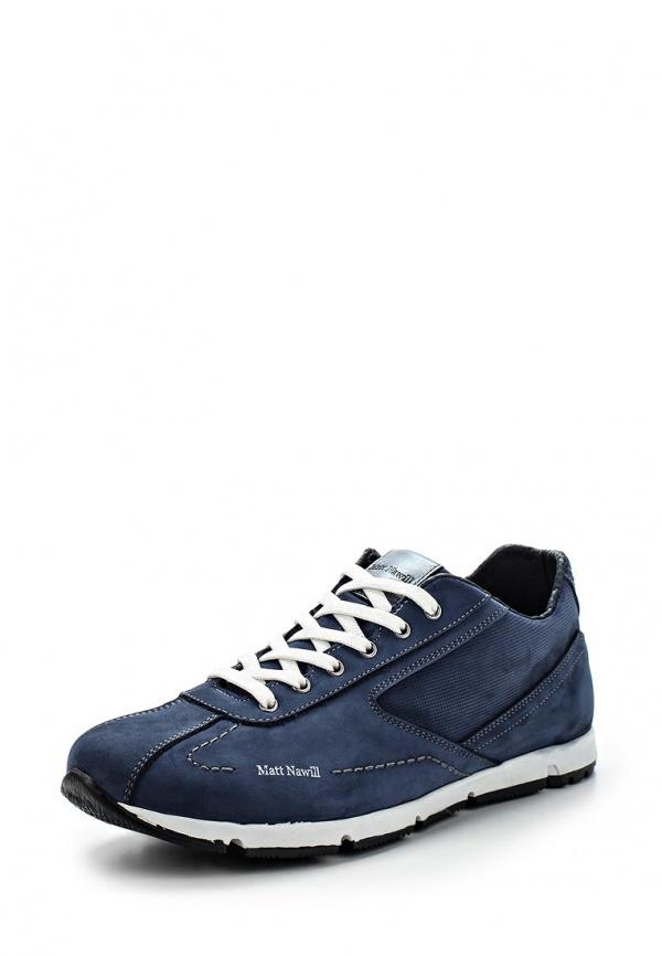 Кроссовки Matt Nawill 525972BLN синие