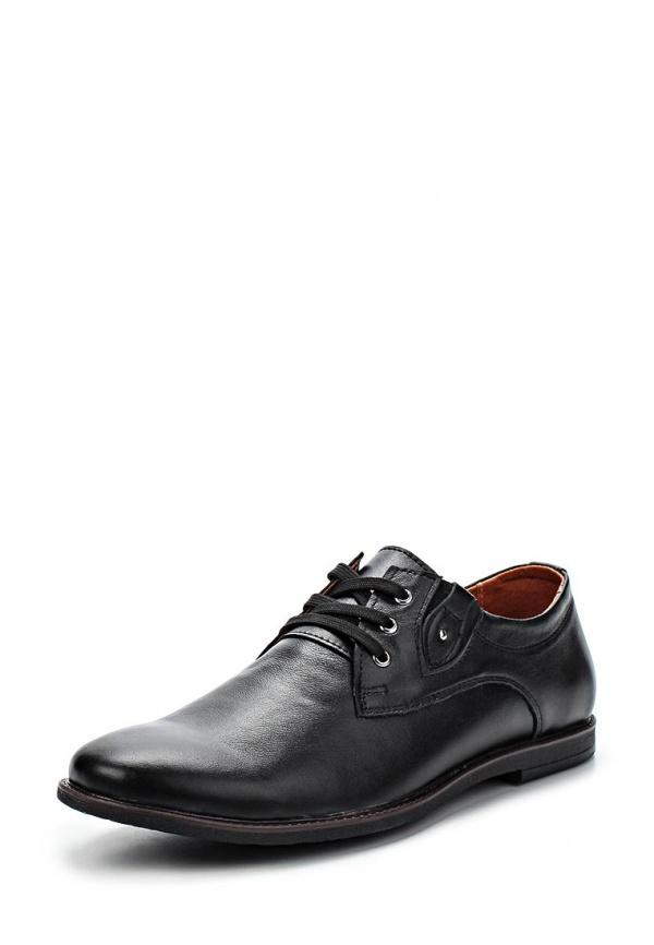Ботинки Matt Nawill 476930BA чёрные