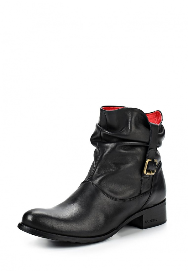 Ботинки Badura 7063-69 коричневые