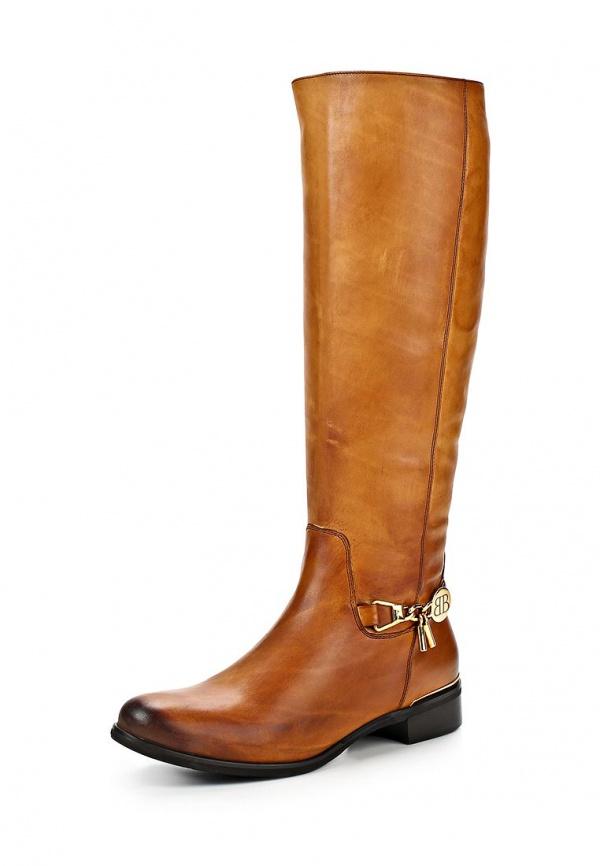 Сапоги Badura 9034-69 W коричневые