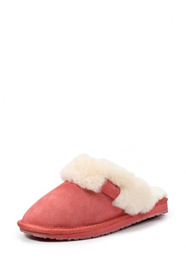 Тапочки Emu Australia Premium W10015 розовые