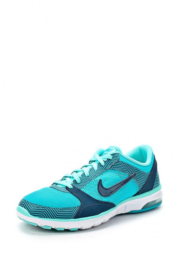 Кроссовки Nike 630523-302 голубые