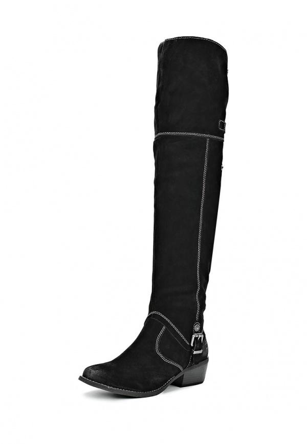 Сапоги Marco Tozzi 2-2-26576-23 002 чёрные