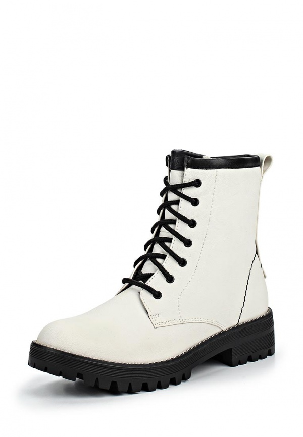 Ботинки s.Oliver 5-5-25447-33 белые