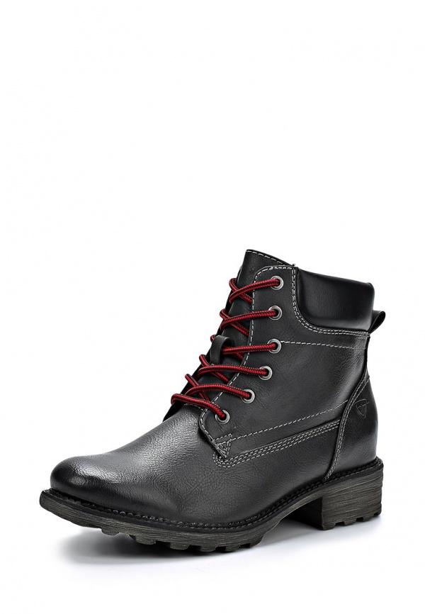 Ботинки Tamaris 1-1-26295-23-208/220 чёрные