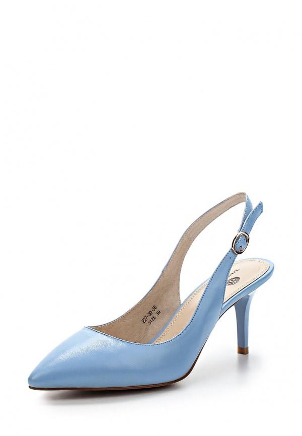 Босоножки Dino Ricci 227-30-38 голубые