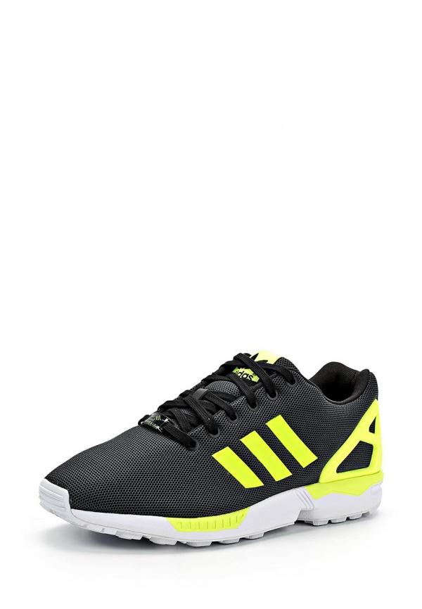 Кроссовки adidas Originals M21325 жёлтые, чёрные