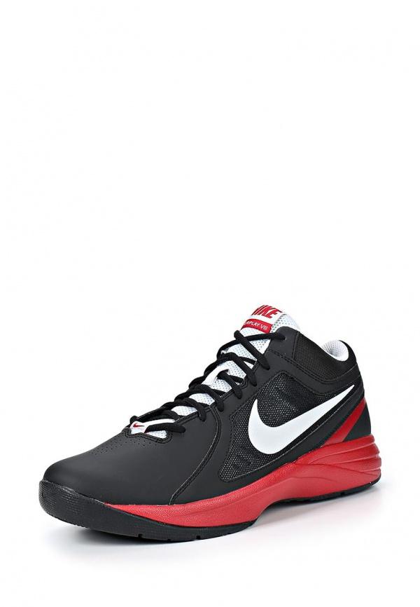 Кроссовки Nike 637382-009 чёрные