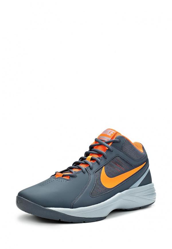 Кроссовки Nike 637382-011 серые