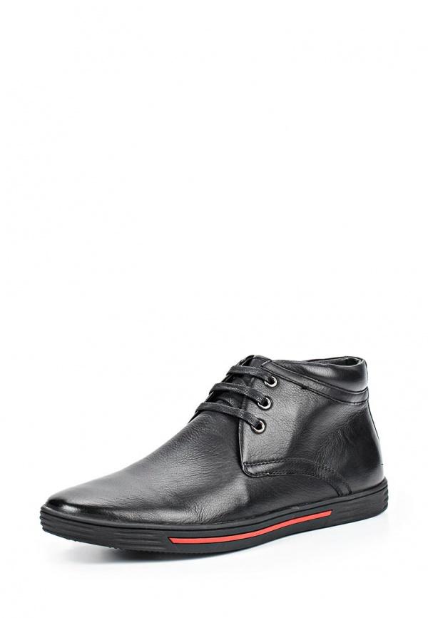 Ботинки iD active 648614/02-01B чёрные